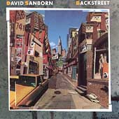 David Sanborn: Backstreet
