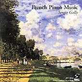 French Piano Music / Sergio Gallo