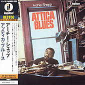 Archie Shepp: Artica Blues [Remaster]