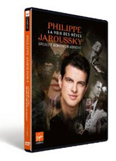 Philippe Jaroussky: La  voix des Reves, Greatest Moments in Concert / Philippe Jaroussky, countertenor [DVD]