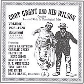 Coot Grant: Complete Recorded Works, Vol. 1 (1925-1928)