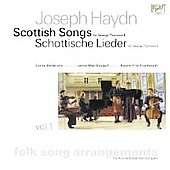 Haydn: Folk Song Arrangements Vol 1 - Scottish Songs