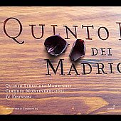 Monteverdi: Quinto libro deo mardigali / Cavina, etc