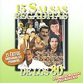 Various Artists: 15 Salsas Pegaditas de los 80