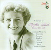A Tribute to Phyllis Sellick - Couperin, Tippett, etc / Phyllis Sellick