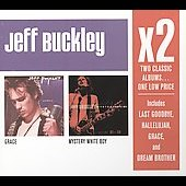 Jeff Buckley: Mystery White Boy/Grace