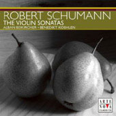 Schumann: The Violin Sonatas / Alban Beikircher, Benedikt Koehlen