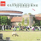 The Very Best of Glyndebourne on Record - Mozart, Britten, Verdi, Stravinsky, Monteverdi, Rossini, Lehár, etc