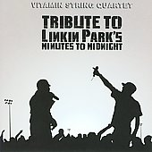 Vitamin String Quartet: Vitamin String Quartet Tribute to Linkin Park