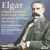Elgar: Enigma Variations, In the South, Introduction & Allegro for strings