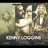 Kenny Loggins: Triple Feature [Digipak]