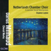 Darius Milhaud: Choral Works