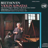 Beethoven: Violin Sonatas / Holmes