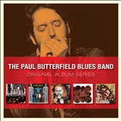 Paul Butterfield: Original Album Series