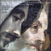 Rogier: Missa Ego sum qui sum; Motets