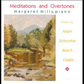 Meditations & Overtones