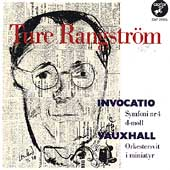 Rangström: Invocatio, Vauxhall / Yuri Ahronovitch