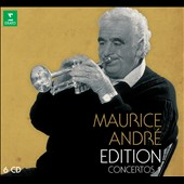 Maurice Andr&eacute; Edition / Concertos, Vol. 1