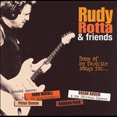 Rudy Rotta Band: Some of My Favourite Songs
