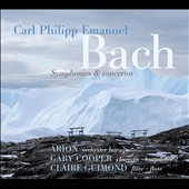 C.P.E. Bach: Symphonies & Concertos