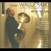 Art of the Tuba - works by Hindemith, Korngold, Godard, Popper, Szentpali et al. / Fabien Wallerand, tube