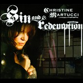 Christine Martucci: Sin and Redemption [Digipak]