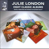 Julie London: Eight Classic Albums [Box]