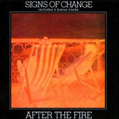 After the Fire: Signs of Change