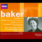 BBC Legends: Janet Baker Box Set [3 CDs]