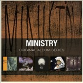 Ministry: Original Album Series [Slipcase]