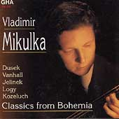 Vladimir Mikulka - Classics from Bohemia