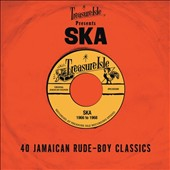 Various Artists: Treasure Isle Presents: Ska