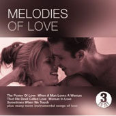 Various Artists: Melodies of Love [Triple Choice]