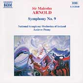 Arnold: Symphony no 9 / Penny, National SO of Ireland