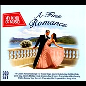 Various Artists: My Kind of Music: A Fine Romance [Box]