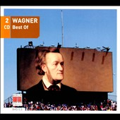 Best of Wagner / Hanne-Lore Kuhse, soprano; Fritz Wunderlich, tenor; Theo Adam, bass