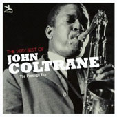 John Coltrane: The Very Best of John Coltrane [Universal International]