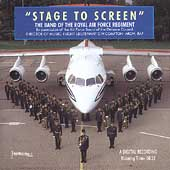 Band Of The RAF Regiment/Royal Air Force Regiment: Stage to Screen: The Band of the RAF Regiment
