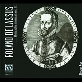 Roland de Lassus: Biographie musicale (Musical biography), Vol.2 / Singer Pur