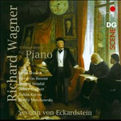 Wagner: Arrangements for Piano by Busoni, Kocsis, Corbett, Stradal, Moszkowski / Severin von Eckardstein, piano