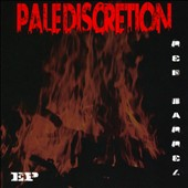 Pale Discretion: Red Barrel [EP] [Slipcase]