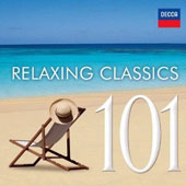 Relaxing Classics 101 - Six albums of relaxing music titled: Choral I & II; Flute and Harp; Guitar; Piano; Orchestral / Ashkenazy, Lagoya, Rogé, Romero et al. [6 CDs]