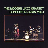 The Modern Jazz Quartet: Concert In Japan, Vol. 1