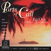 Ports of Call / Eiji Oue, Minnesota Orchestra