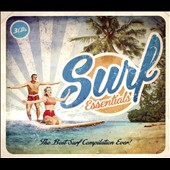 Various Artists: Surf Essentials: The Best Surf Compilation Ever! [Box]