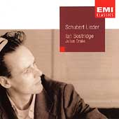 Schubert: Lieder Vol 1 / Ian Bostridge, Julius Drake