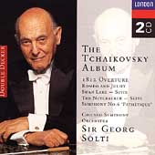 The Tchaikovsky Album / Solti, Chicago Symphony Orchestra