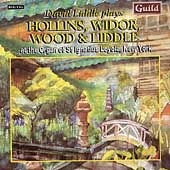 David Liddle plays Hollins, Widor, Wood & Liddle