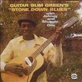 Guitar Slim Green: Stone Down Blues [Slipcase]