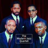 The Modern Jazz Quartet: The Modern Jazz Quartet
